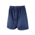 Football Shorts - Navy